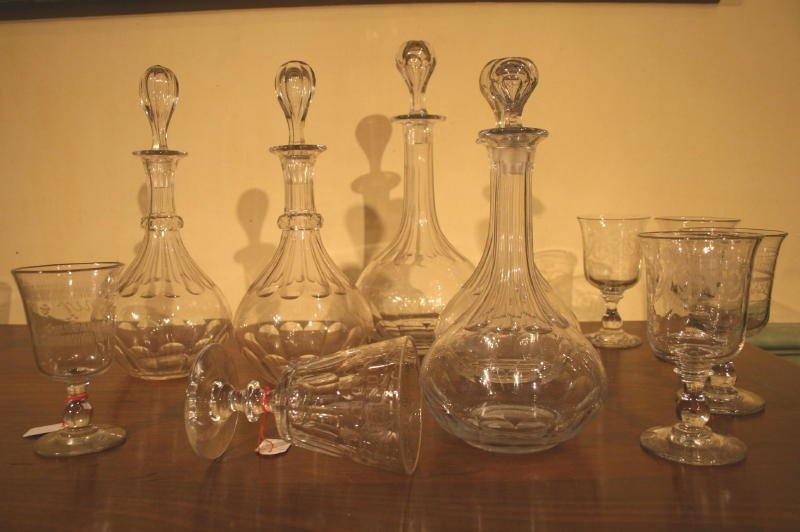 Des verres