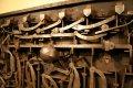 Grand coffre de marine, de Corsaire en fer lardé