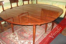 Les autres tables vendues