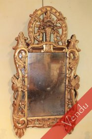 Miroir provençal époque Louis XV