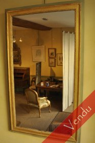 Miroir époque Louis XVI