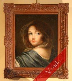 Portrait XVIIIe