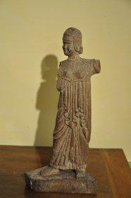 Statue d'un guerrier,art Étrusque