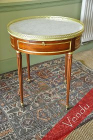 Table bouillotte XVIIIe