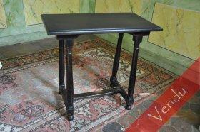 Table d'atelier XVIIe