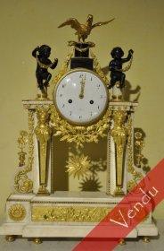Grande pendule époque Louis XVI