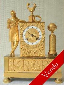 Les autres horloges vendues