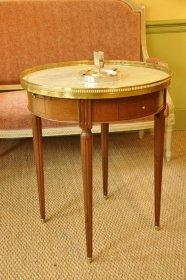 Table Bouillotte L XVI